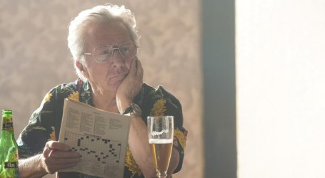 """O labirinto"", protagonizado por Dustin Hoffman, estreia nesta quinta"