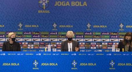 Pia Sundhage convoca seleção brasileira para amistosos contra Argentina