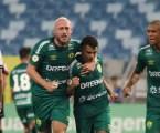 Cuiabá e Fluminense empatam pelo Brasileirão