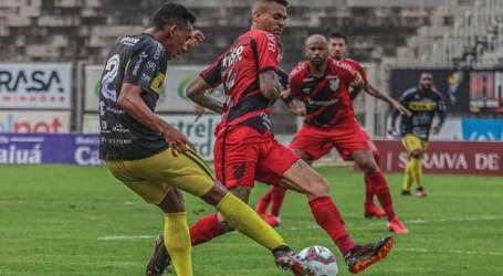 FC Cascavel supera Covid-19, bate Athletico e vai à final do Campeonato Paranaense