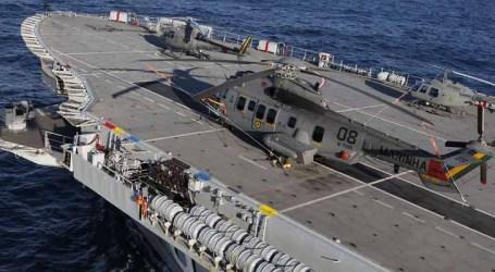 Operação aeronaval reúne mais de 800 militares das três Forças no Rio