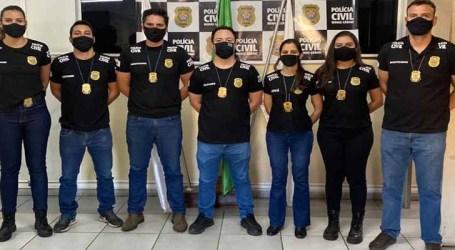 Polícia Civil cumpre mandados e prende suspeitos de roubos em Pitangui