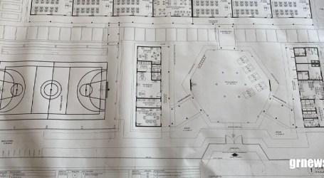 Projeto da nova escola de Meireles está pronto e licitação para construção será aberta em breve