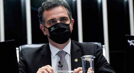 Presidente do Senado devolve MP de Bolsonaro que dificultava retirada de conteúdo da internet