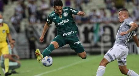 Palmeiras vence o Ceará em jogo atrasado do Brasileirão