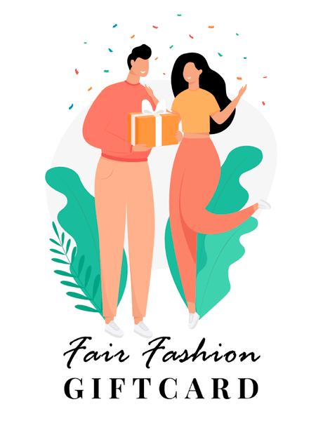 fair fashion giftcard