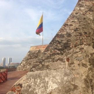 San Felipe Castle, Cartagena