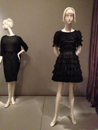 Legion of Honor Museum, Brooklyn Museum, High Style, San Francisco fashion, coco channel, little black dress
