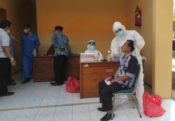 Dua Anggota DPRD Grobogan Kena Virus Corona, Contact Tracing Terus Digencarkan