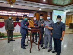DPRD Jepara Setujui APBD 2021, Total Belanja Daerah Capai Rp2 T