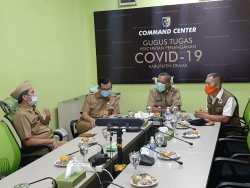 Penularan Covid-19 di Demak Terbanyak Klaster Perusahaan