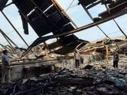 DPUPR Kendal Keluarkan Rekomendasi Seluruh Aktivitas di Area Pasar Weleri Harus Dihentikan, Hasil Analisis Bangunan Sudah Tidak Layak Pakai