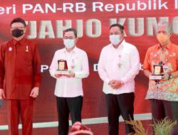 Menteri Tjahjo Kumolo Resmikan Mal Pelayanan Publik di Pati