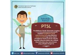Tahun 2021, Program PTSL di Pati Kuotanya 73.000 Bidang Tanah