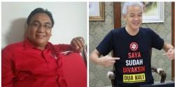 Ganjar Tak Diundang Konsolidasi PDIP Jateng. Bambang Wuryanto: Dia Sudah Ambil Jalan Sendiri untuk 2024