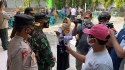 Dandim Letkol Arh M Ufiz Tekankan 10 Desa di Demak Harus Tingkatkan Kedisiplinan PPKM
