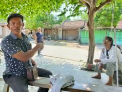 Baru 8 Bulan Sudah Dicopot, Pengelola Pasar Desa Majenang, Sragen Protes