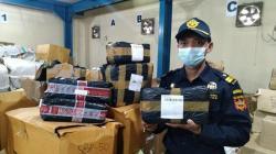358.560 Batang Rokok Ilegal Disita, Pemberantasan Rokok Ilegal Terus Digenjarkan
