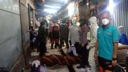 Wanita Asal Tasikmadu Meninggal Dunia Mendadak di Pasar Jungke Karanganyar