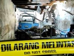 Kisah Menyedihkan, Sutrisno Perantau Asal Jateng Tewas Hangus Terbakar di Kos-Kosan. Mayatnya Sambil Peluk Kado Ulang Tahun Anaknya