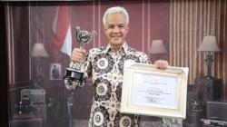 Empat Kali Berturut-Turut, Pemprov Jateng Terima Anugerah Parahita Ekapraya