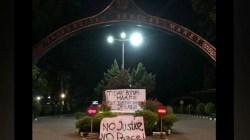 Kasus Mahasiswa Tewas saat Diklat Menwa, BEM UNS : Usut Sampai Tuntas dengan Keterbukaan