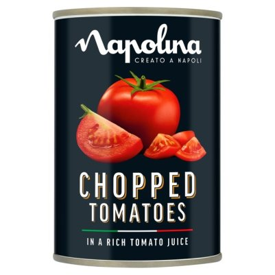 Napoline Chopped Tomoatoes