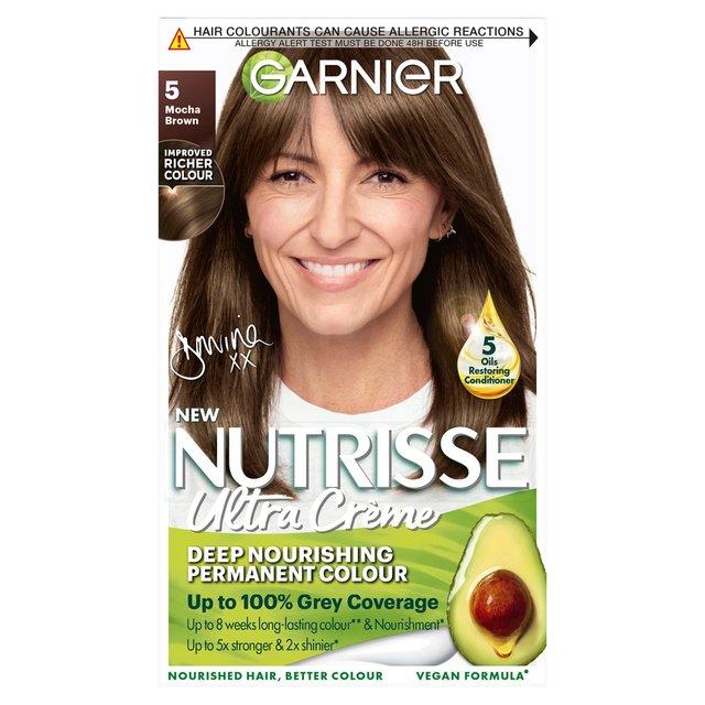 Hair Garnier Nutrisse Color