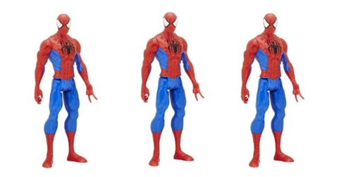 Marvel Spider-Man Titan Hero Series Spider-Man Figure Just $4.97, Down From $7!