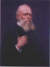 Tadeusz hr. Grocholski (1839-1913) - syn Henryka. Autoportret