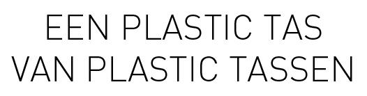 PLASTIC TAS