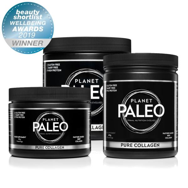 Pure Collagen collageen poeder Planet Paleo