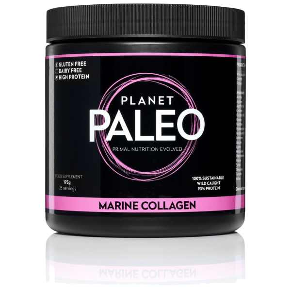 Marine Collagen Planet Paleo collageen poeder vis