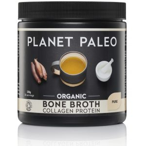 Collageen boost Bone Broth Collagen Protein Pure Bio potje