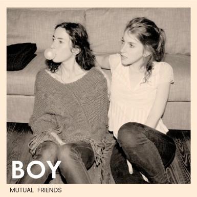 BOY 'Mutual Friends' - Limited Edition CD (Vorbestellen)