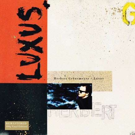 "Herbert Grönemeyer ""Luxus"" Vinyl"