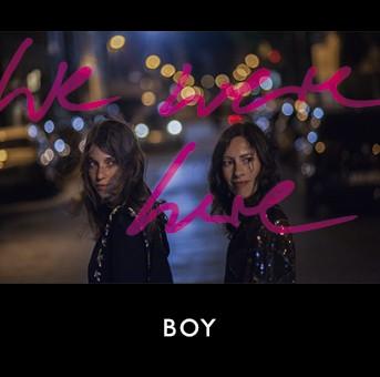 BOY - We Were Here (Vinyl)