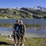 Lagos de Covadonga in Picos de Europa