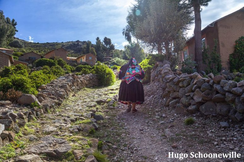 Amantani Titicacameer