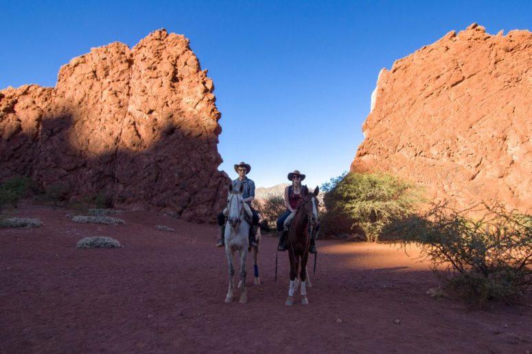 Tupiza paardrijden