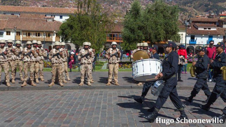 Cusco vlag