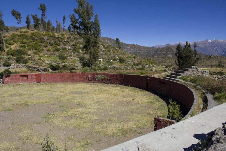 Cabanconde arena