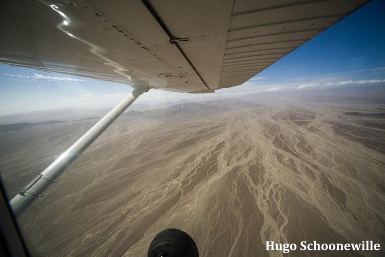 Pampa Nazca omgeving
