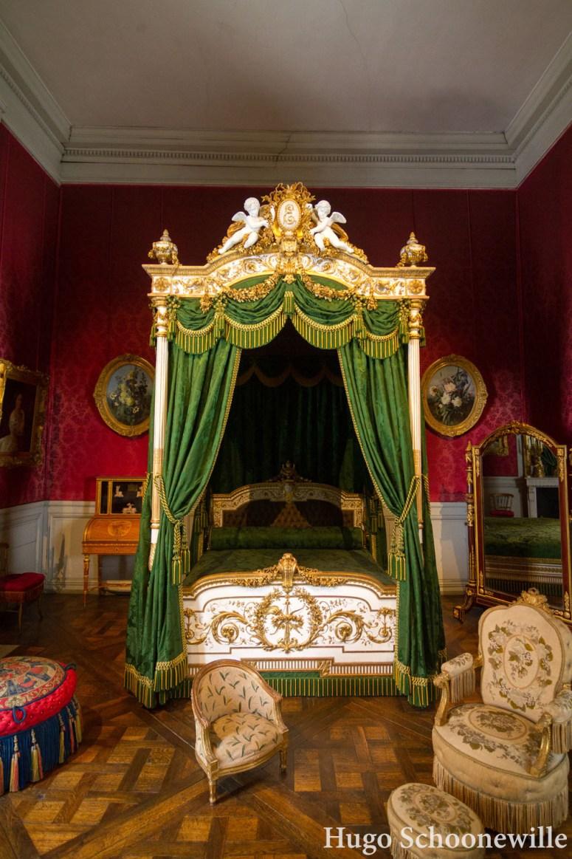 Kamer Napoleon III in het paleis van Compiegne