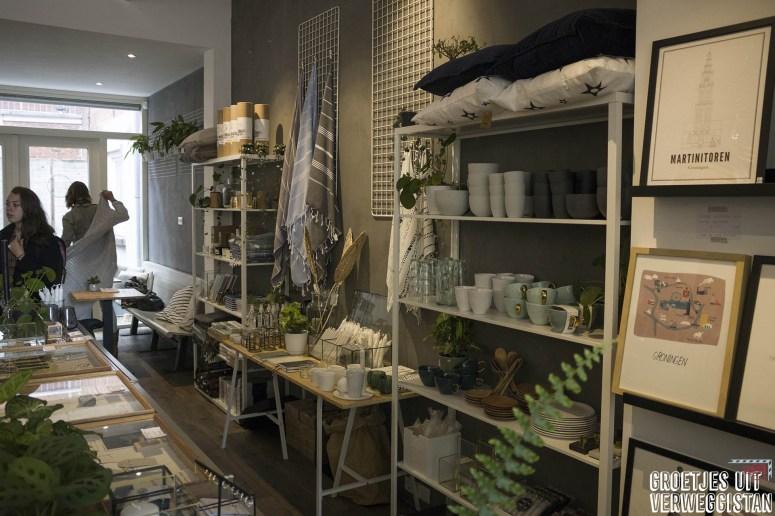 Conceptstore Holtbar heeft allerlei leuke producten: servies, sieraden, kleding en stationary.