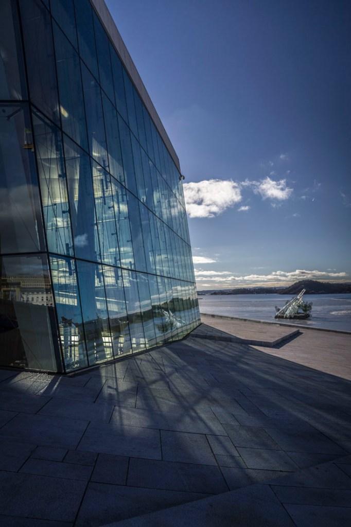 Operahuis in Oslo