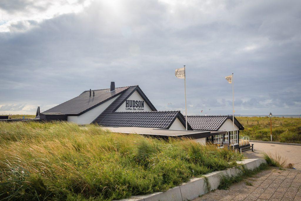 Restaurant Hudson in Katwijk tussen de duinen