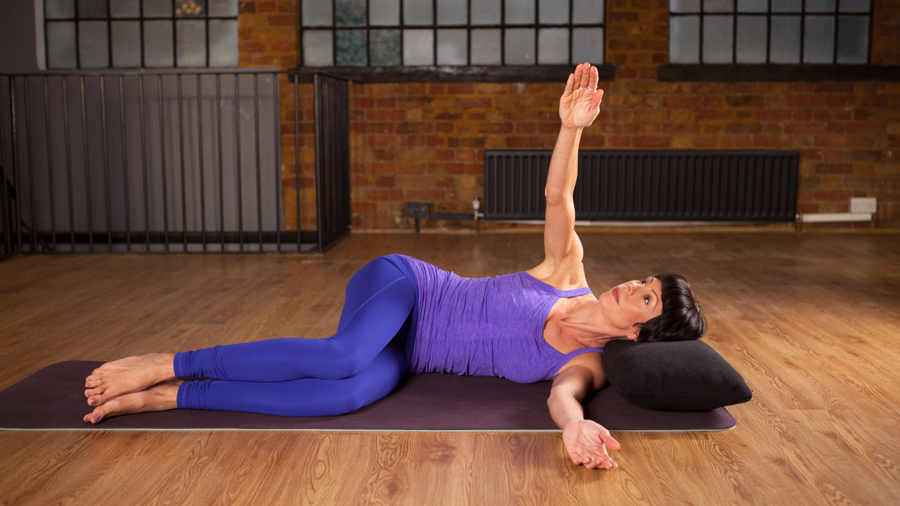 Arm And Shoulder Pain Relief Freedom From Pain Yoga