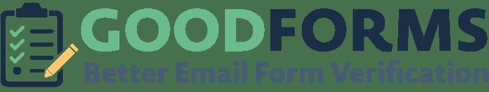 GoodForms logo