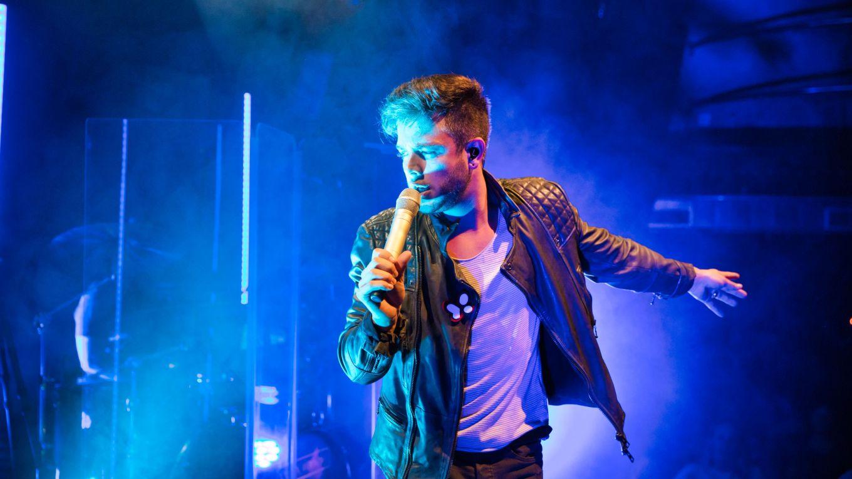 Luca Hänni live charity